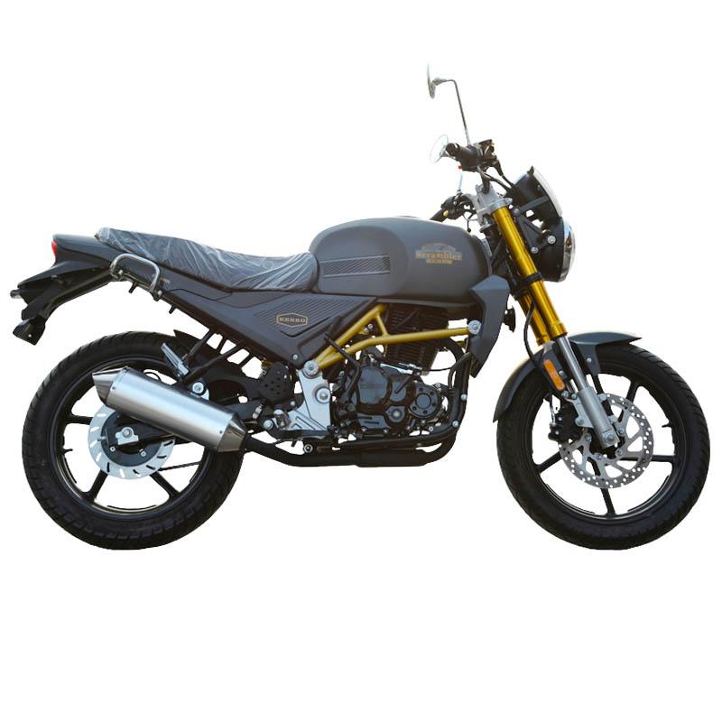 Kenbo Scrambler 300 мотоцикл купить по низкой цене