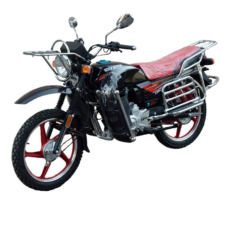 Wolf Motor CGL 150CC черный мотоцикл купить по низкой цене