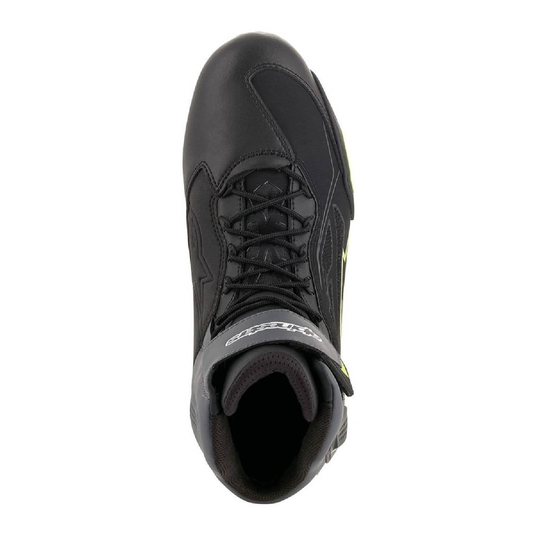 Мотоциклетные ботинки ALPINESTARS FASTER-3 DRYSTAR вид сверху купить по низкой цене