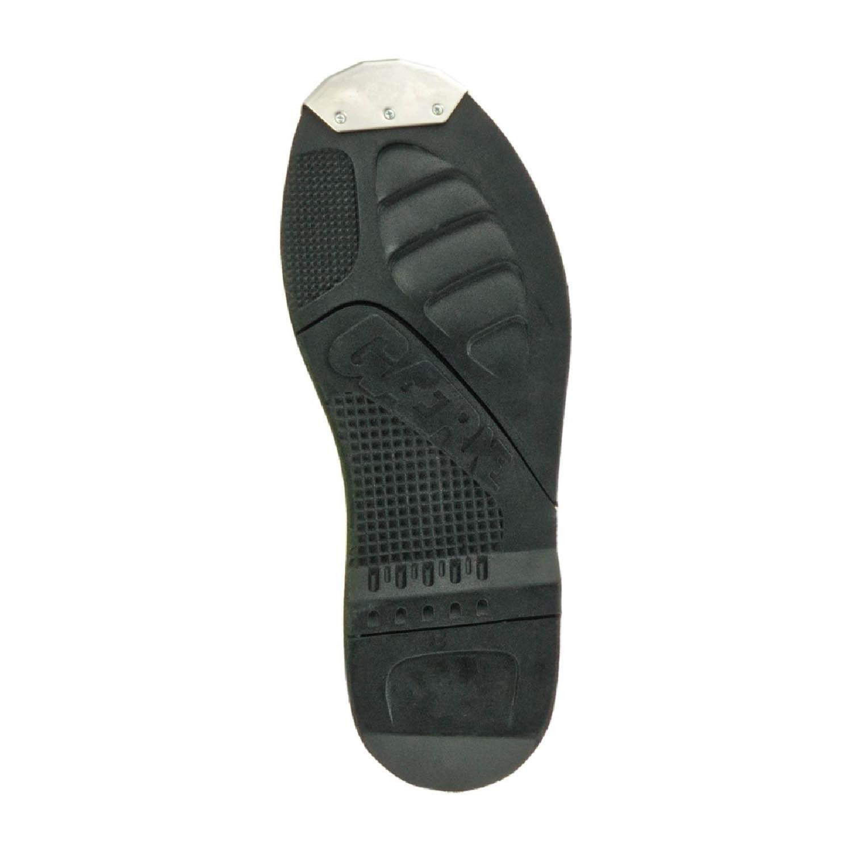 GAERNE SG-12 вид со стороны подошвы, спортивные сапоги для мотокросса купить по низкой цене