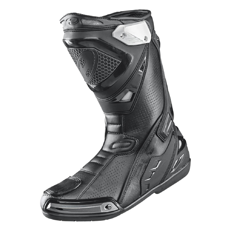 HELD EPCO II мотоциклетные сапоги, чёрного цвета купить по низкой цене
