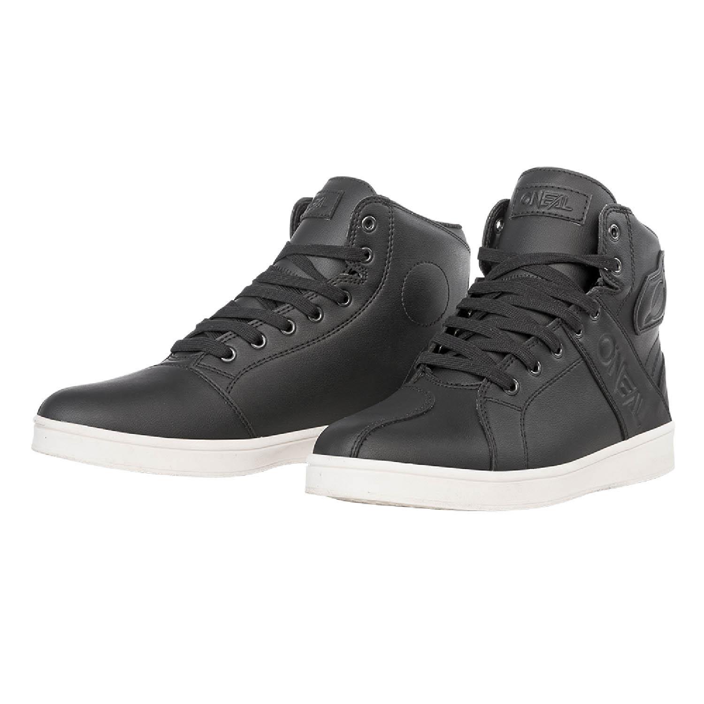 Мотоциклетные ботинки O'NEAL RCX WP URBAN черного цвета, вид парой купить по низкой цене
