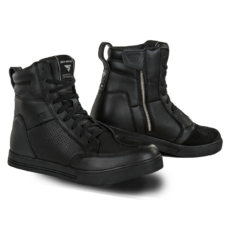 Мотоциклетные ботинки SHIMA BLAKE BOOTS из кожи купить по низкой цене