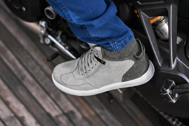 SHIMA SX-2 EVO мотоциклетные кроссовки, вид сверху купить по низкой цене