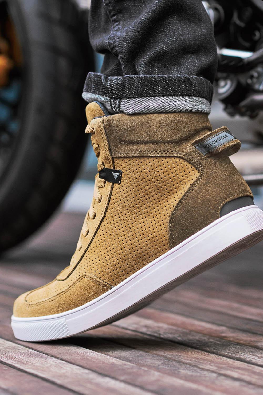 SHIMA SX-2 EVO мотоциклетные кроссовки, вид перфорация купить по низкой цене