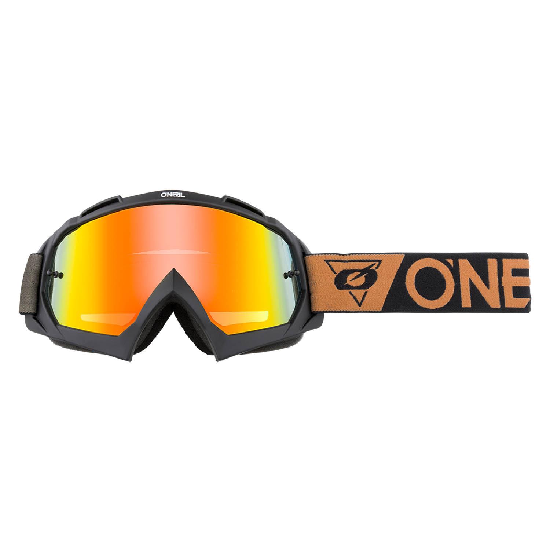 Мотоциклетные очки O'NEAL B-10 GOGGLE SPEEDMETAL для кросса, линзы радиевые купить по низкой цене