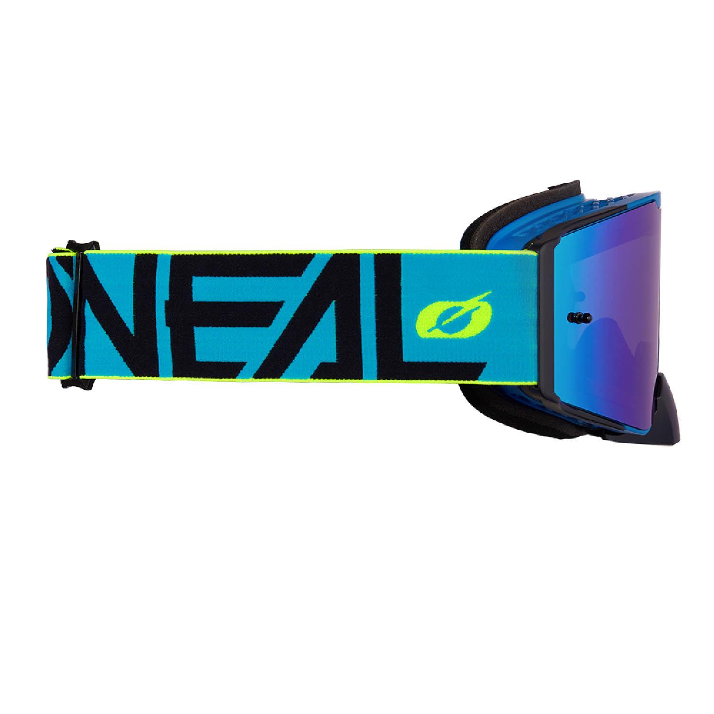 Мотоциклетные очки O'NEAL B-30 GOGGLE BOLD для кросса вид сбоку купить по низкой цене