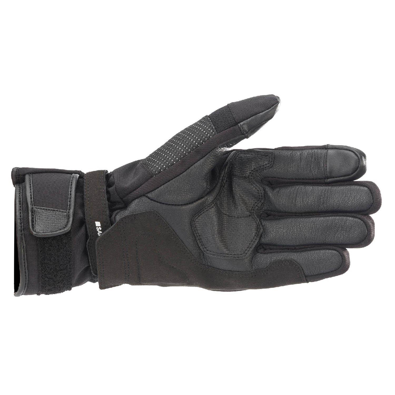 ALPINESTARS ANDES V3 DRYSTAR мотоциклетные перчатки из кожи и текстиля для туристов, вид ладони купить по низкой цене
