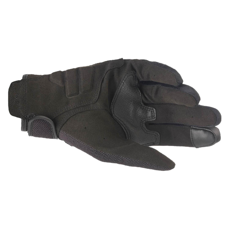 ALPINESTARS COPPER мотоциклетные перчатки из текстиля, вид ладони купить по низкой цене