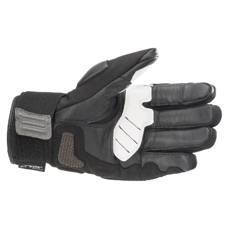 ALPINESTARS COROZAL V2 DRYSTAR мотоциклетные перчатки из кожи и текстиля, вид ладони купить по низкой цене