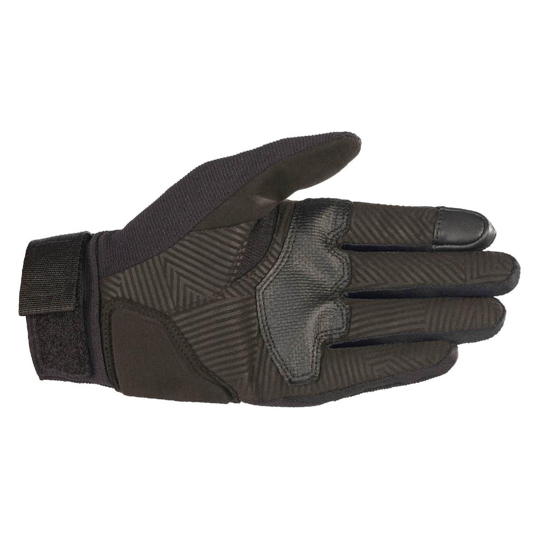 ALPINESTARS REEF мотоциклетные перчатки из текстиля, вид ладони купить по низкой цене