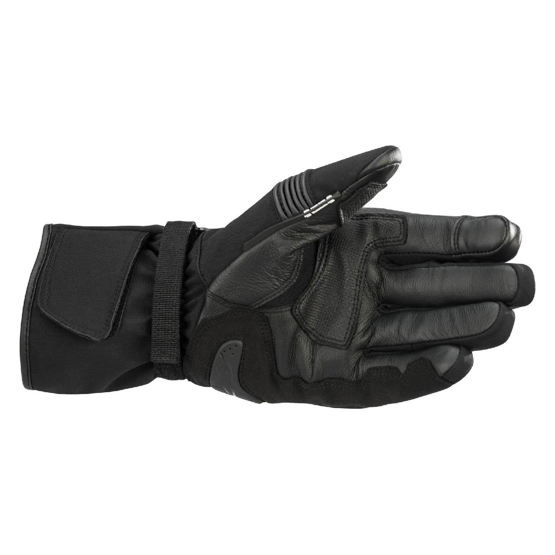 ALPINESTARS VALPARAISO V2 DRYSTAR мотоциклетные перчатки из кожи и текстиля для туристов, вид ладони купить по низкой цене