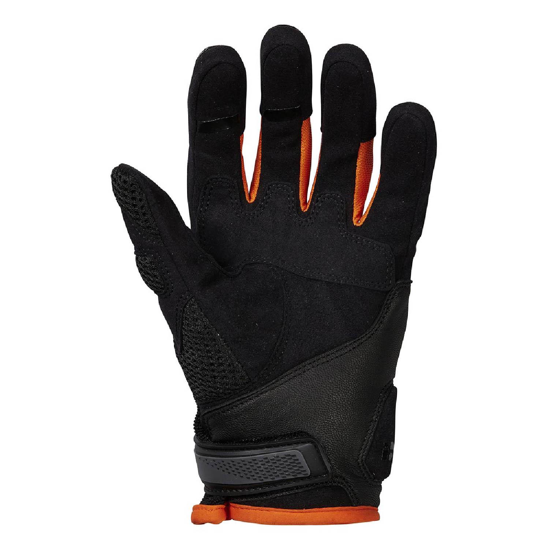 TOUR LT MONTEVIDEO AIR S мотоциклетные перчатки цвет черно-синий, вид ладони, купить по низкой цене