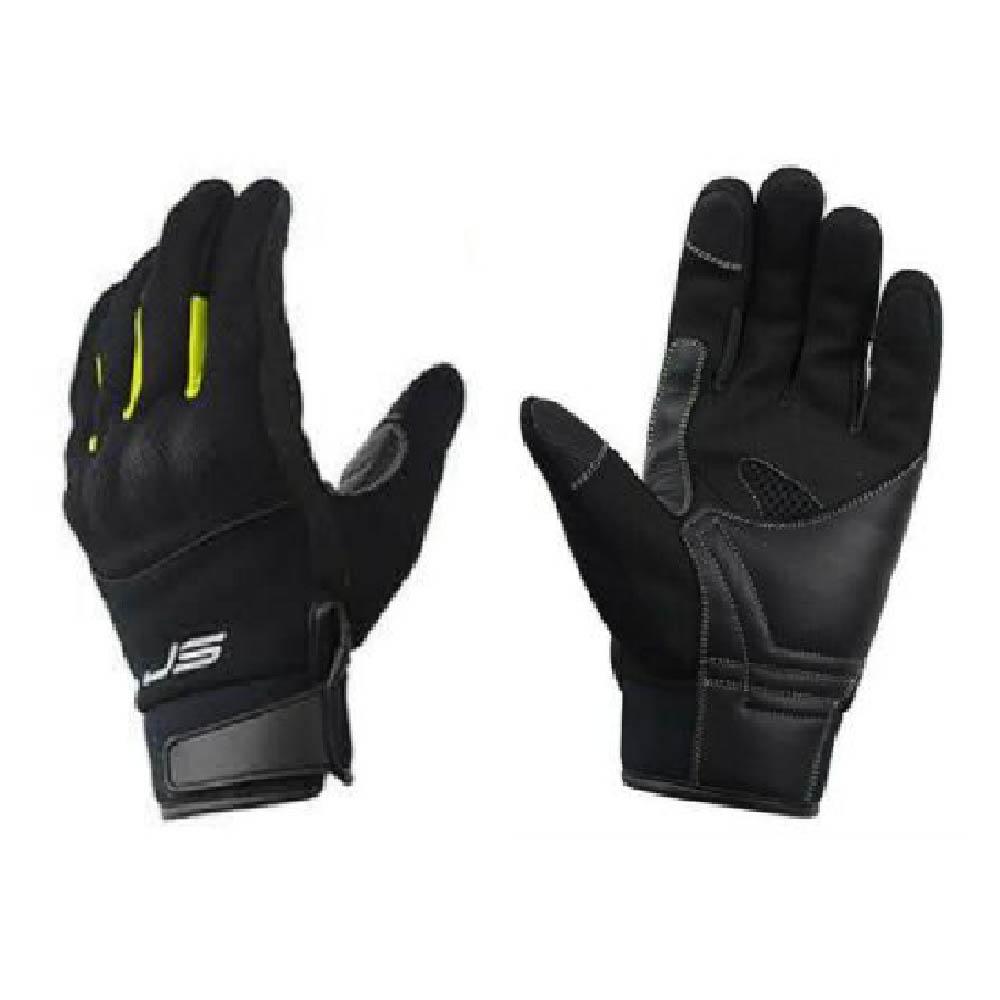 Jollisport Guanti Percy Giallo мотоциклетные перчатки купить по низкой цене
