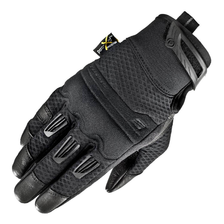 SHIMA AIR мотоциклетные перчатки из кожи и текстиля купить по низкой цене