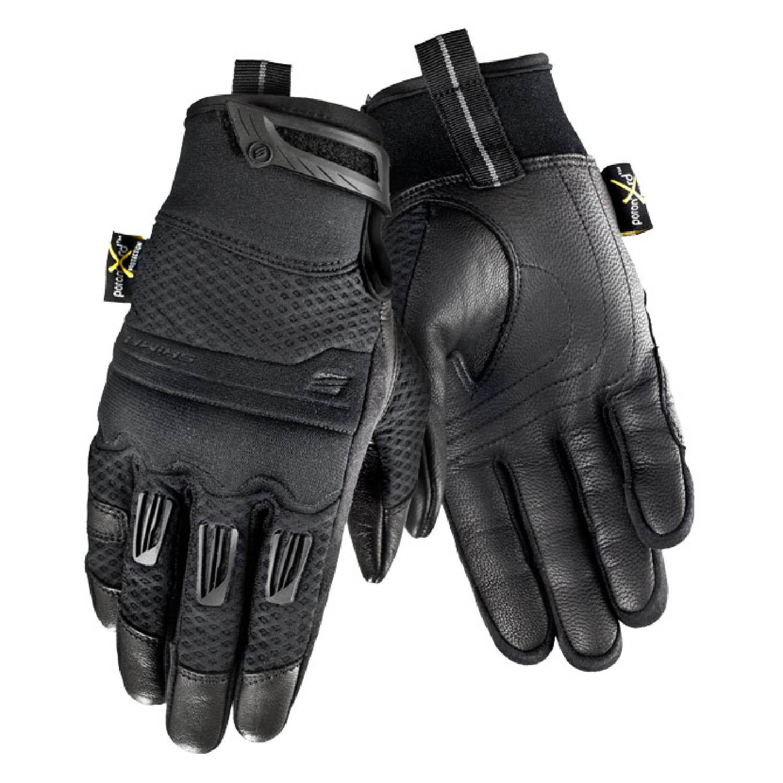 SHIMA AIR мотоциклетные перчатки из кожи и текстиля, вид пара купить по низкой цене