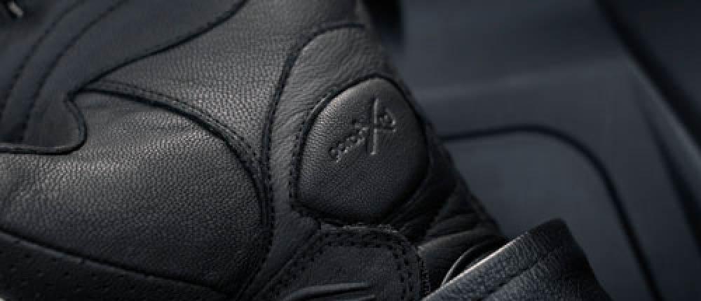 SHIMA BULLET мотоциклетные перчатки из кожи, вид протектор ладони купить по низкой цене