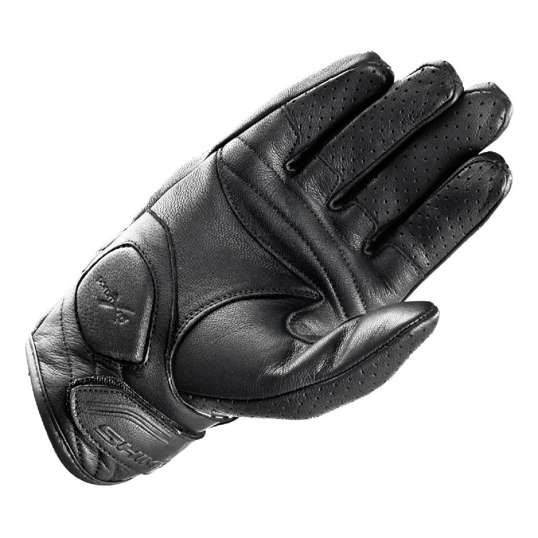 SHIMA BULLET мотоциклетные перчатки из кожи, вид ладони купить по низкой цене