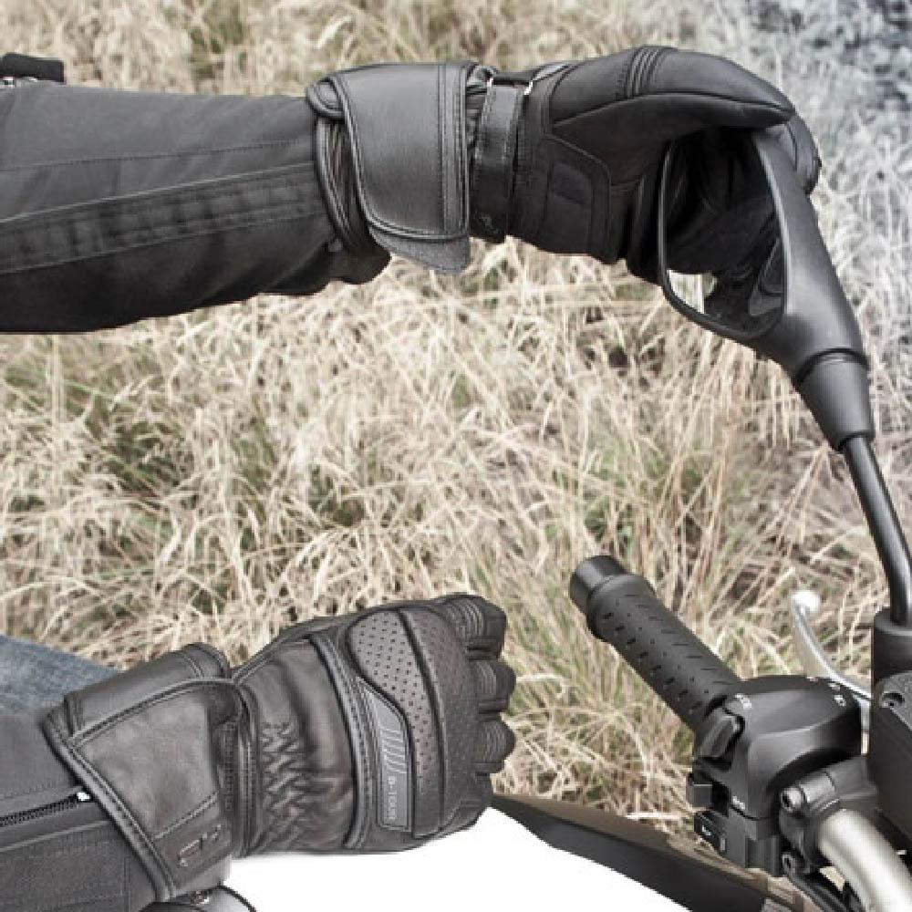 SHIMA D-TOUR мотоциклетные перчатки из кожи для туристов, вид на зеркале купить по низкой цене
