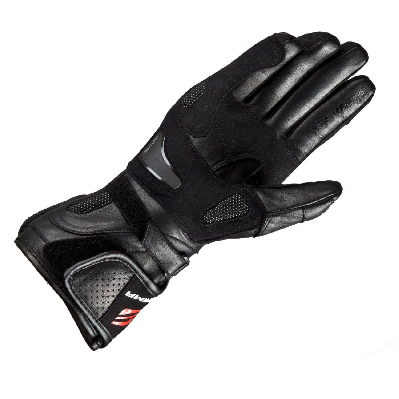 SHIMA PROSPEED мотоциклетные перчатки из кожи для туристов, вид ладони купить по низкой цене