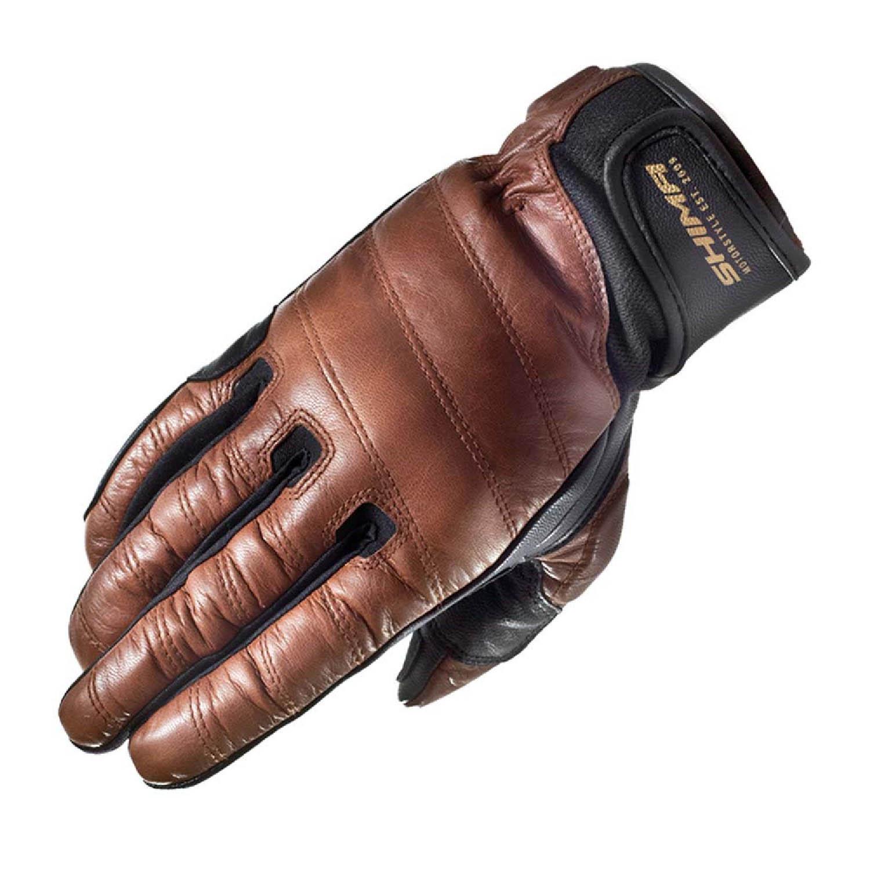 SHIMA REVOLVER мотоциклетные перчатки из кожи купить по низкой цене