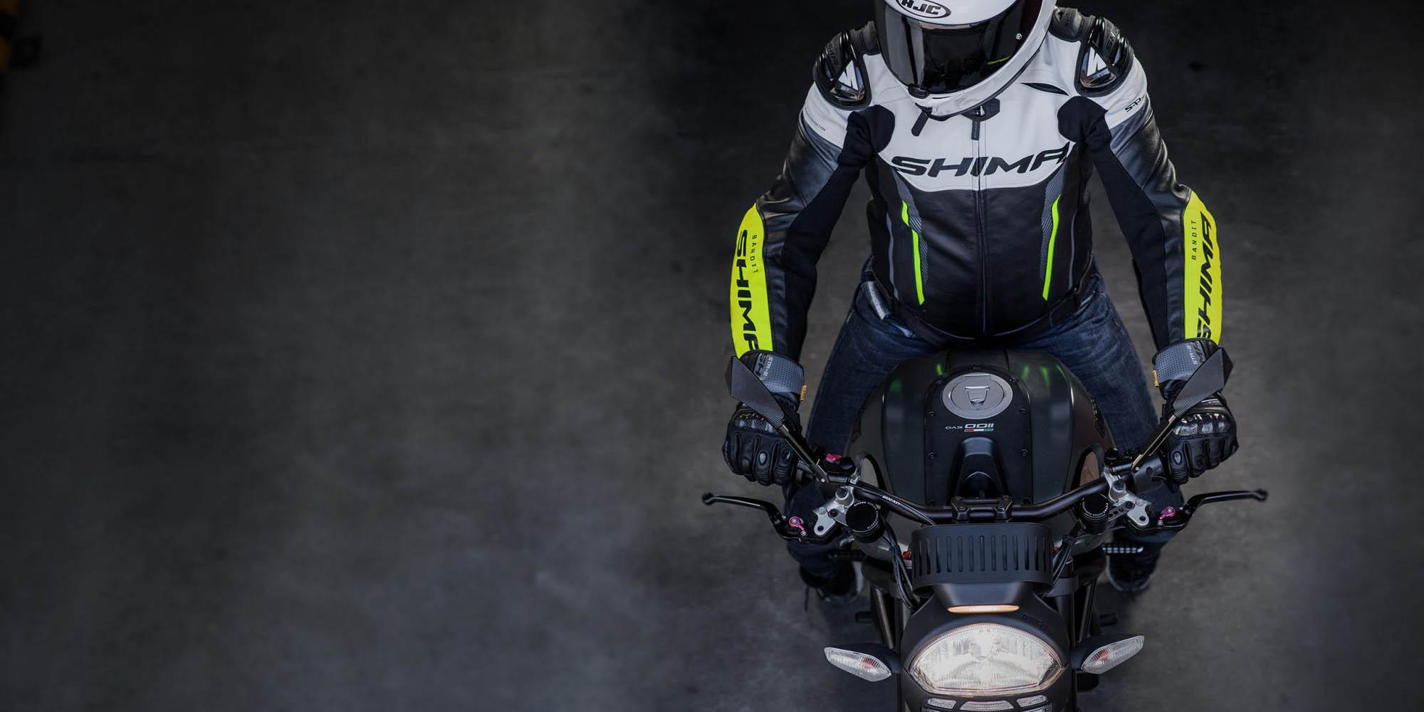 SHIMA STR-2 мотоциклетные перчатки из кожи баннер купить по низкой цене