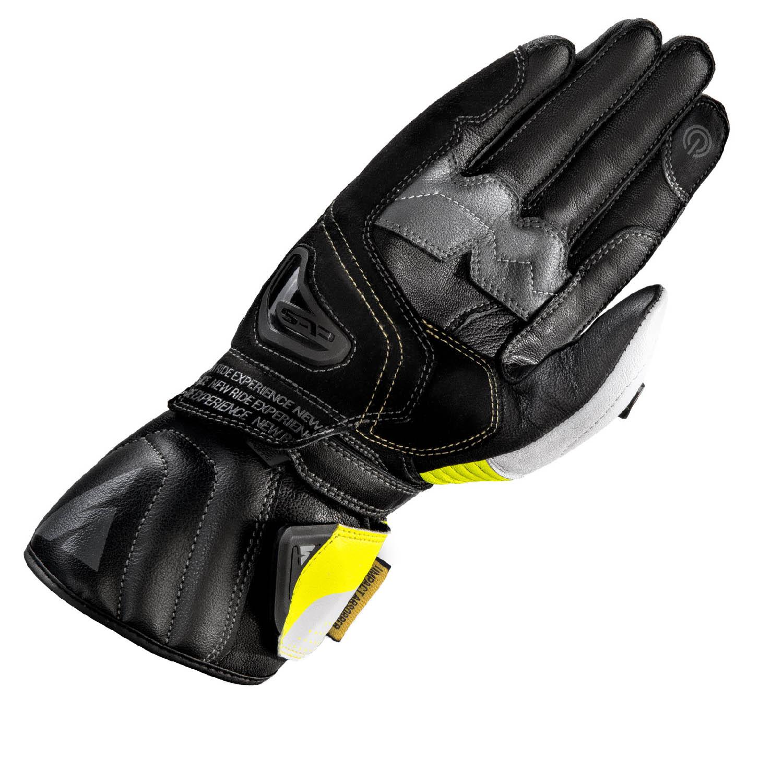 SHIMA STR-2 мотоциклетные перчатки из кожи, вид ладони купить по низкой цене