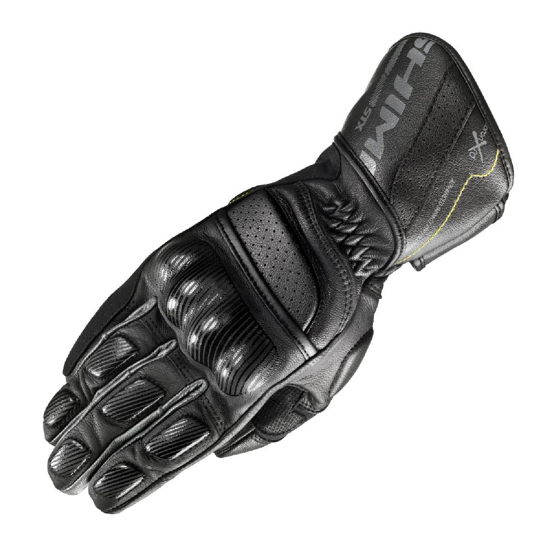 SHIMA STX мотоциклетные перчатки из кожи купить по низкой цене