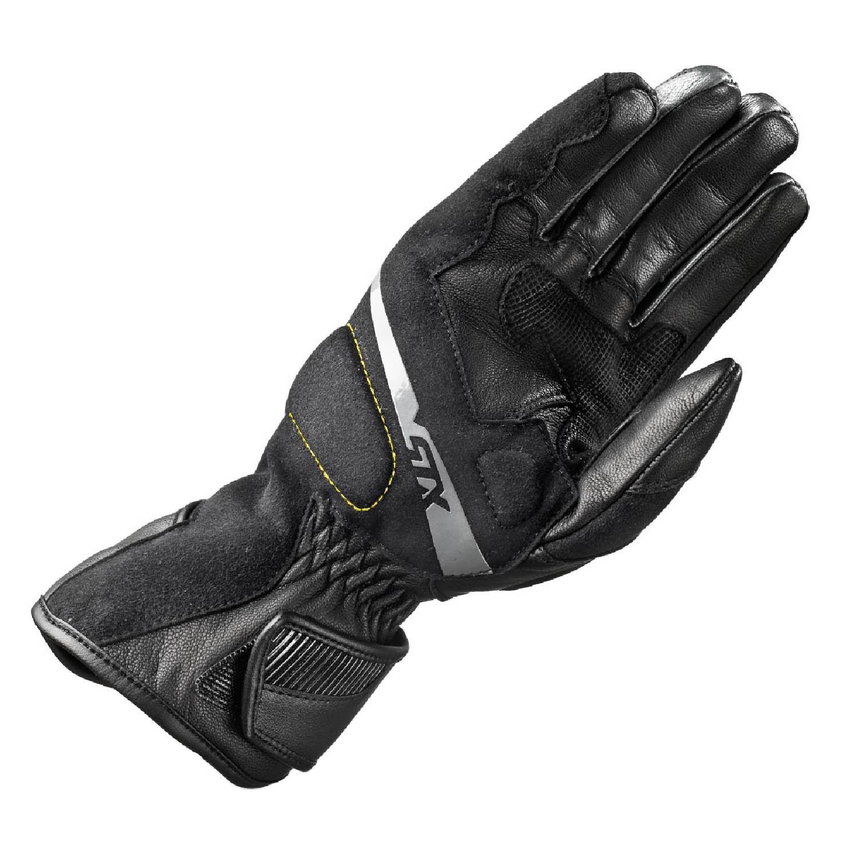 SHIMA STX мотоциклетные перчатки из кожи, вид ладони купить по низкой цене