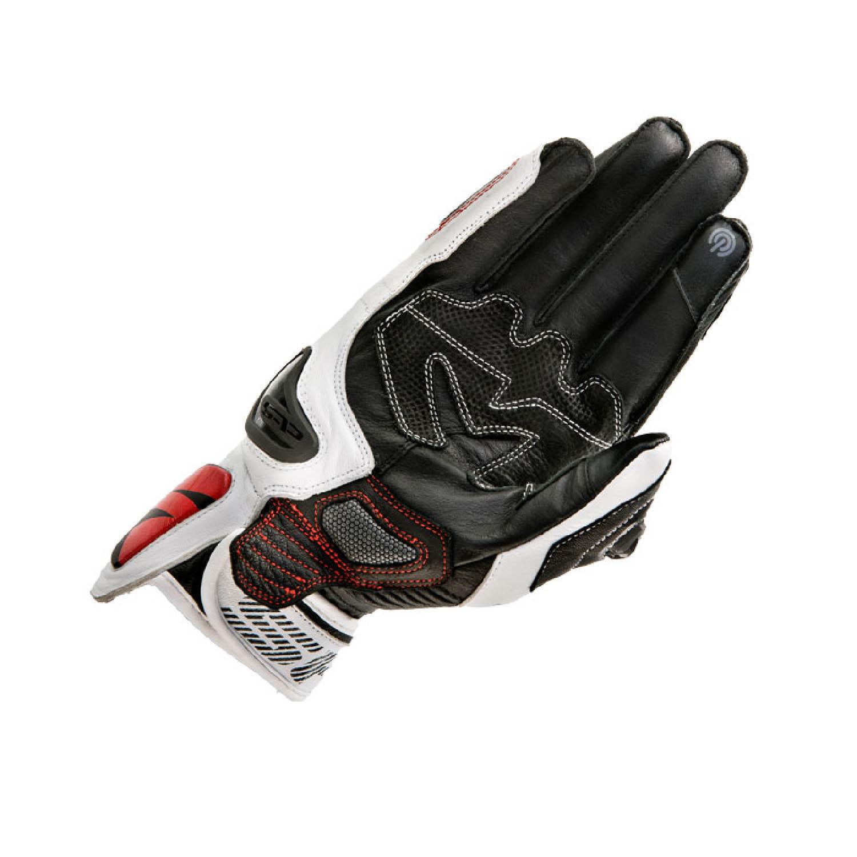SHIMA XRS-2 мотоциклетные перчатки из кожи, вид ладони купить по низкой цене