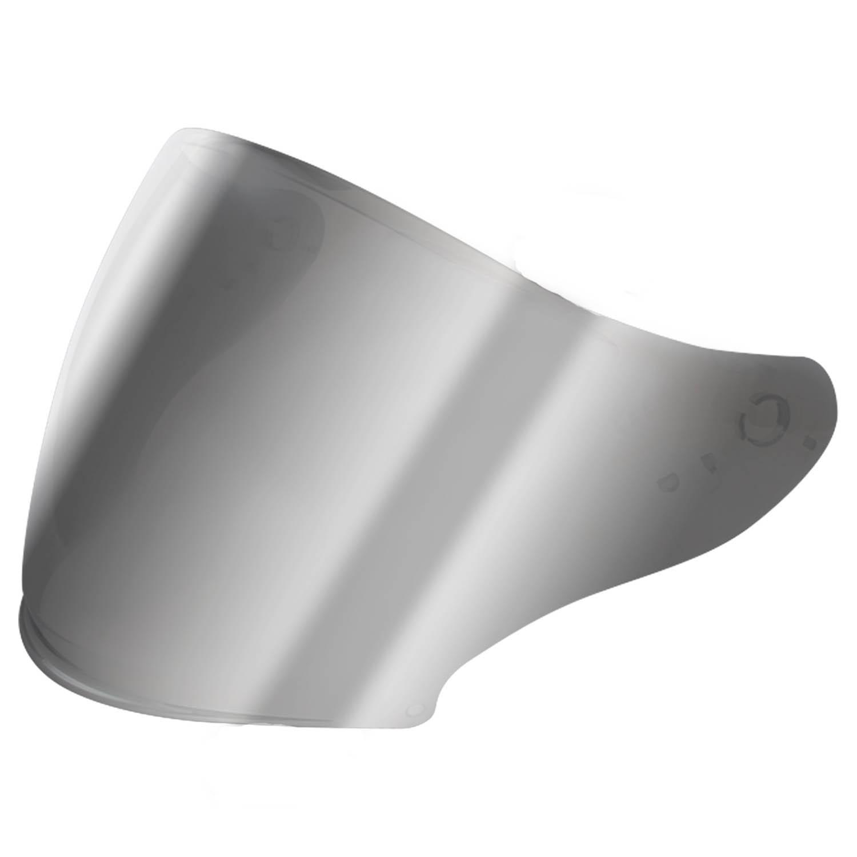 Визор хромовый для шлема IXS 99 купить по низкой цене