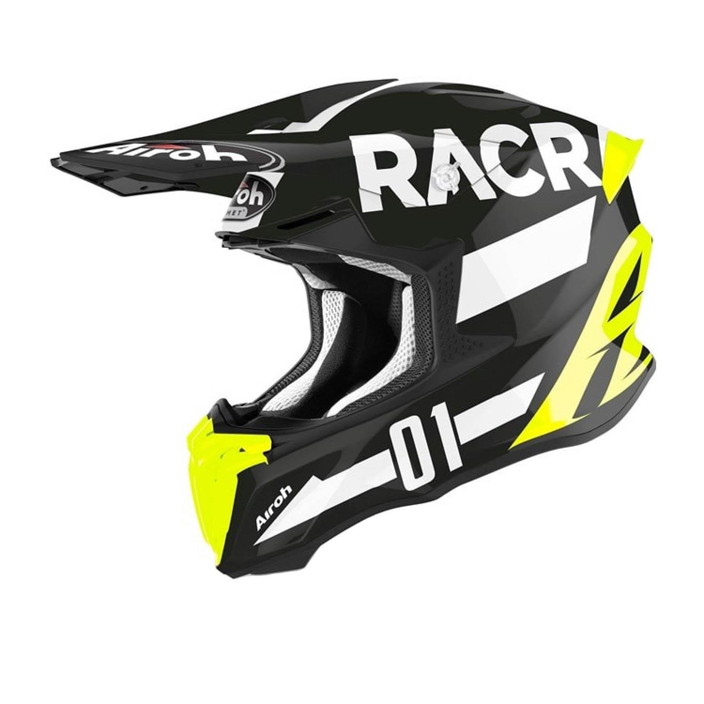 Шлем кроссовый AIROH TWIST 2.0 RACR купить по низкой цене