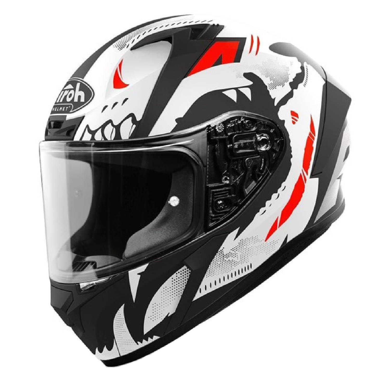 Шлем интегральный AIROH VALOR NEXY матового цвета купить по низкой цене