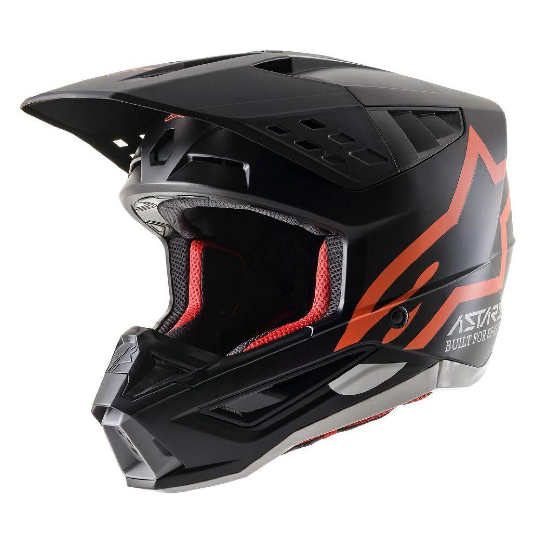 Шлем кроссовый ALPINESTARS SM5 COMPASS купить по низкой цене