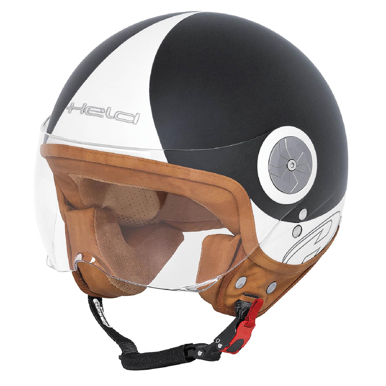 Шлем открытый HELD MC CORRY JET HELMET ABS для мотоциклистов купить по низкой цене