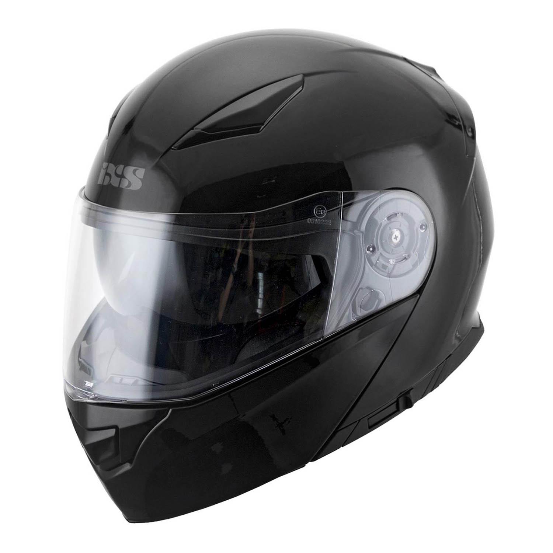 Casca modular IXS 300 1.0 черного цвета для мотоциклистов купить по низкой цене