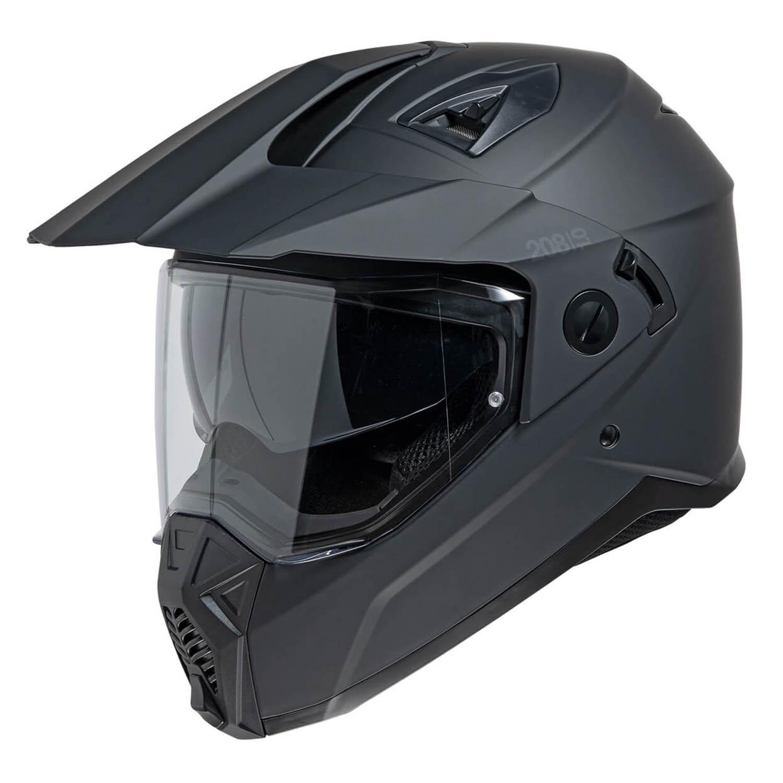 Шлем мотард ENDURO HELMET IXS 208 1.0 для мотоциклистов купить по низкой цене