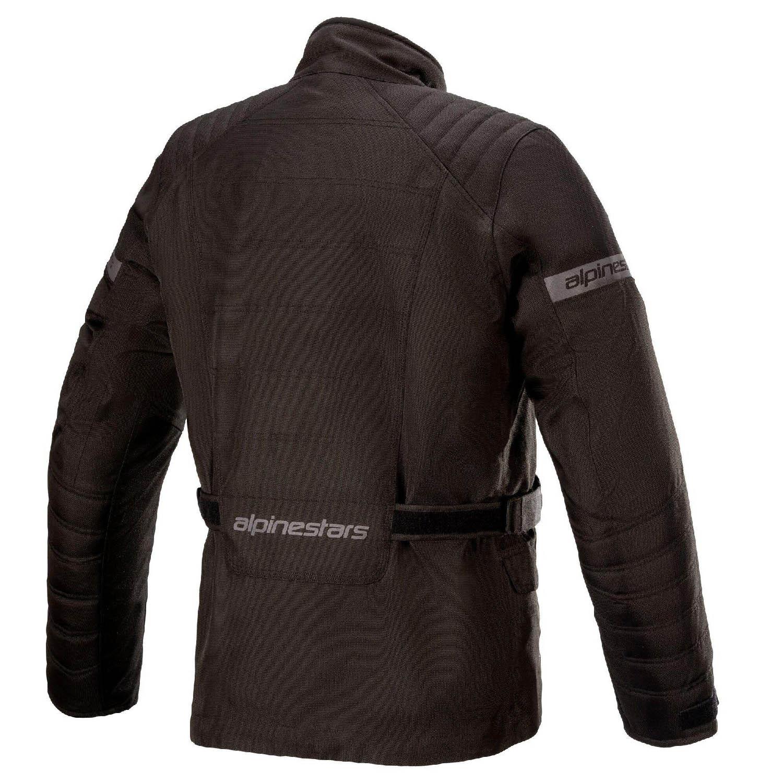 Куртка туристическая ALPINESTARS GRAVITY DRYSTAR текстильная для мотоциклистов, вид сзади купить по низкой цене