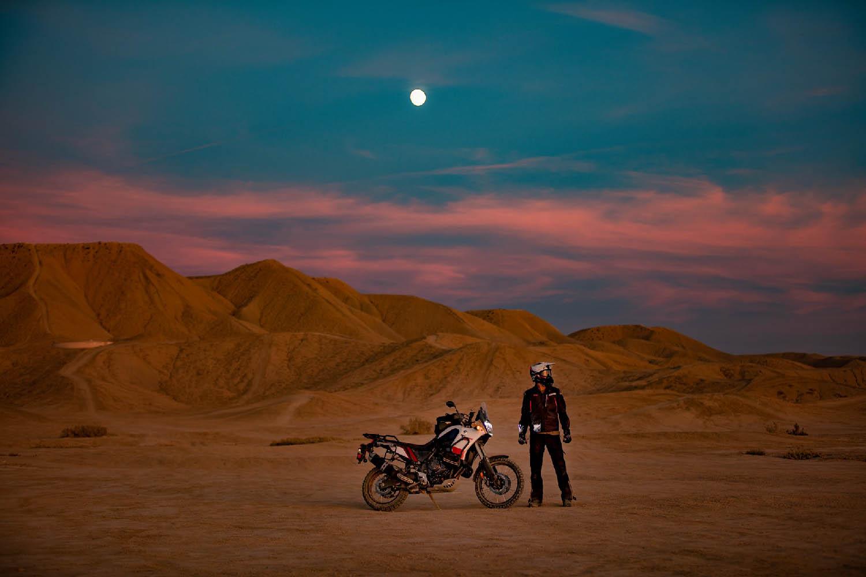 Куртка эндуро ALPINESTARS VENTURE R текстильная для мотоциклистов, вид в пустыне купить по низкой цене