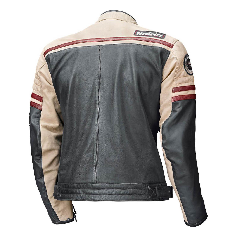 Куртка кожаная HELD BAKER для мотоциклистов вид сзади купить по низкой цене