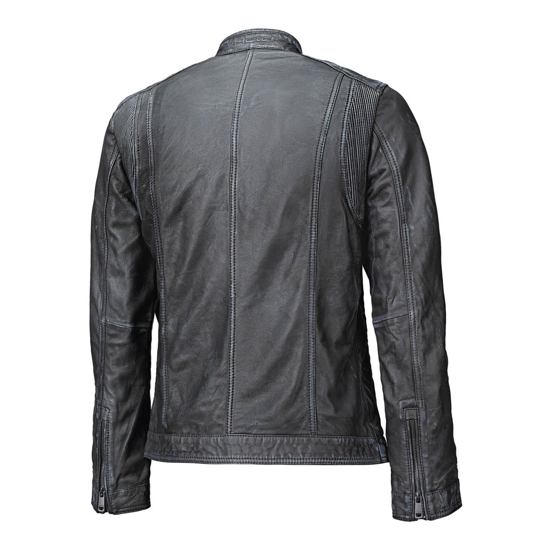 Куртка кожаная HELD HARRY для мотоциклистов вид сзади купить по низкой цене