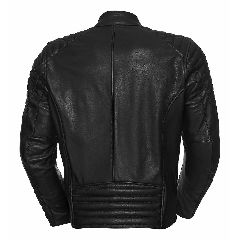 Geaca de piele IXS CLASSIC LD для мотоциклистов вид сзади купить по низкой цене
