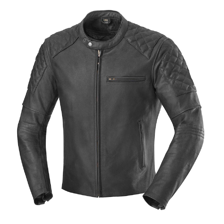 Куртка кожаная IXS ELIOTT для мотоциклистов купить по низкой цене