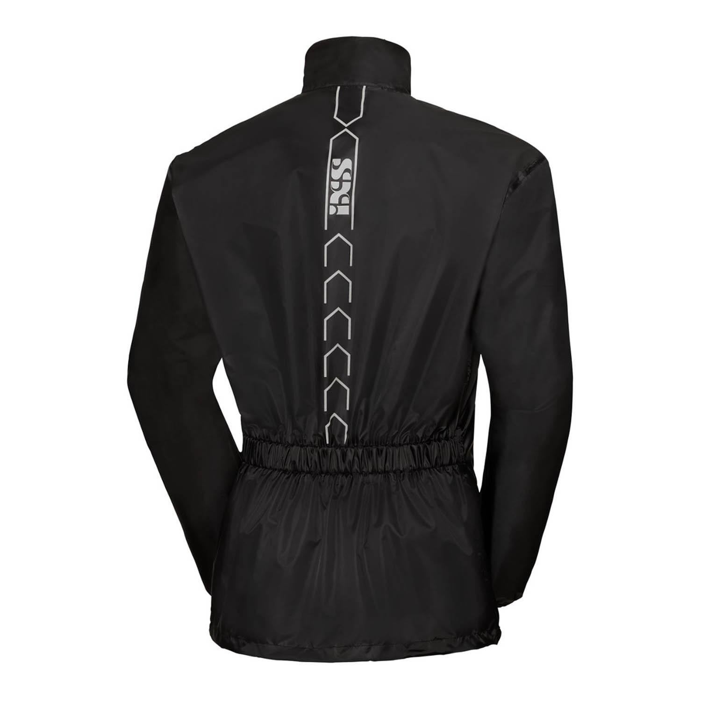 Куртка дождевая IXS NIMES 3.0 RAIN для мотоциклистов вид сзади купить по низкой цене