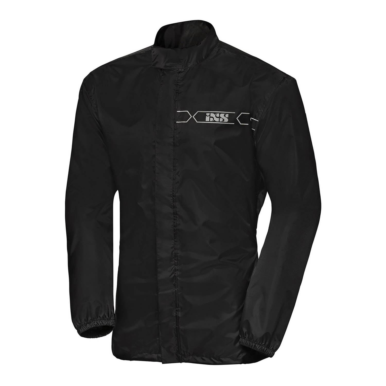 Куртка дождевая IXS NIMES 3.0 RAIN для мотоциклистов вид спереди купить по низкой цене