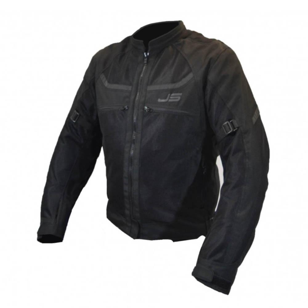 Куртка текстильная Jollisport Alaska цвет чёрный купить по низкой цене