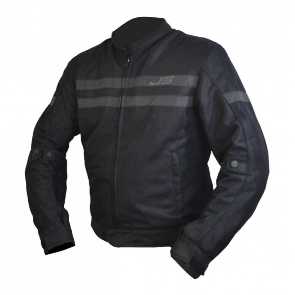 Куртка текстильная Jollisport Mach цвет чёрный купить по низкой цене