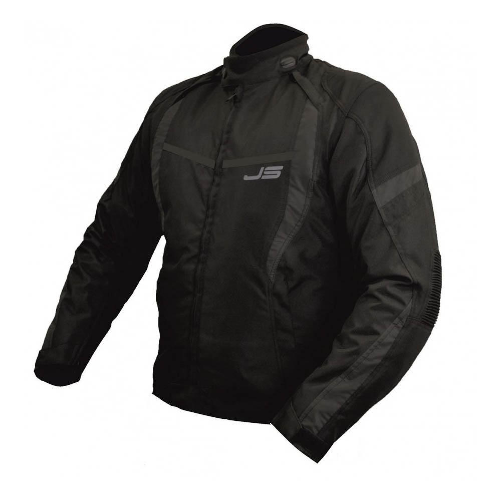 Куртка текстильная Jollisport Venom цвет чёрный купить по низкой цене