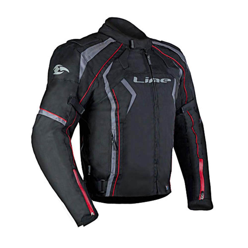 Куртка текстильная MBW NEO RED для мотоциклистов купить по низкой цене