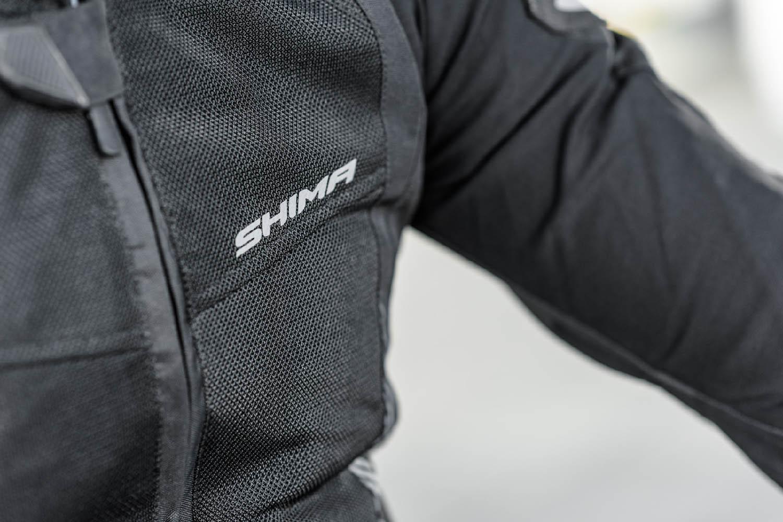 Куртка текстильная MESH PRO вид логотип купить по низкой цене
